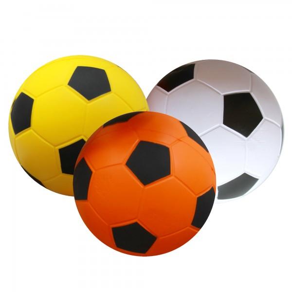 Schaumfußball mit PU-Überzug